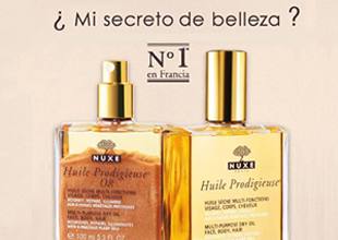 Productos Nuxe